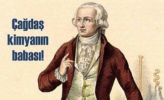 Lavoisier, Antoine-Laurent de Lavoisier Kimdir?