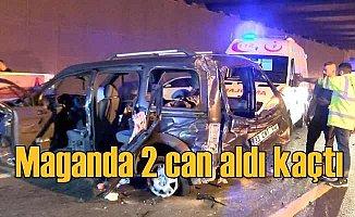 Makas terörü gece yarısı Beşiktaş'ta 4 can aldı