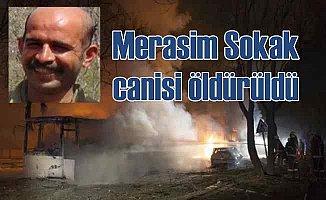 Merasim Sokak şehitlerinin katili öldürüldü