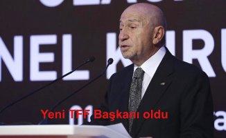 Nihat Özdemir TFF Başkanı