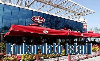 89 yıllık şirket | Kafkas Kestane konkordato ilan etti
