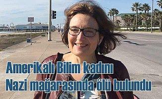ABD'li bilim kadını Girit'te tecavüze uğradı ve öldürüldü