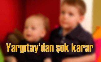 Babalık davasında biyolojik babaya şok ceza