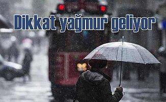 Bugün hava nasıl olacak? Trakya ve Marmara için uyarı geldi