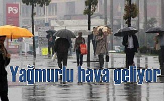 Bugün hava nasıl olacak? Yağmur beklenen bölgeler
