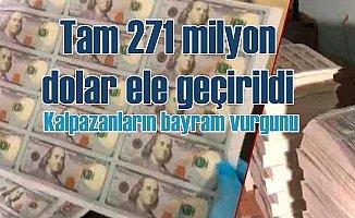 Cumhuriyet tarihinin en büyük sahte para operasyonu