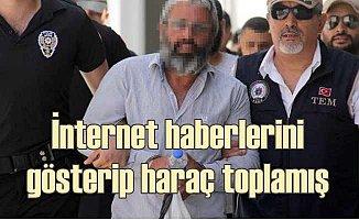 DEAŞ'li terörist haraç alırken 7. kez yakalanınca tutuklandı