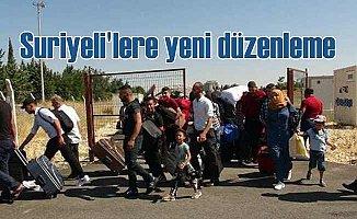 İstanbul'daki kaçak Suriyeli'lere bir ay süre