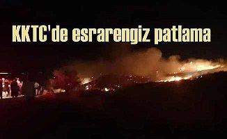 KKTC'de esrarengiz patlama, Lefkoşa diken üstünde