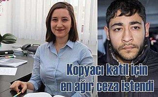 Kopyacı katil | Ceren Damar'ın katiline en ağır müebbet