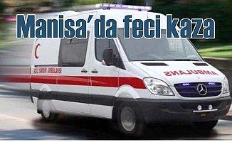 Manisa Salihli'de feci kaza, 6 ölü var