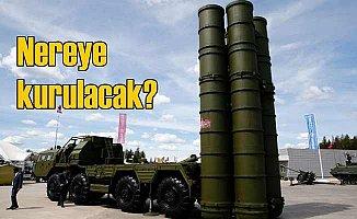 S-400 füzeleri nereye yerleştirilecek?