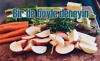 Sağlıklı beslenmek yemek pişirirken başlıyor