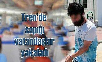 Trende tacizci sapığı vatandaşlar döve döve polise teslim etti