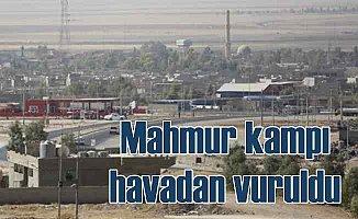 TSK Mahmur Kampı'ndaki terör akademisini havadan vurdu