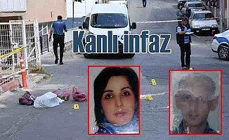 Çorlu'da sokak ortasında kanlı infaz, 2 ölü var