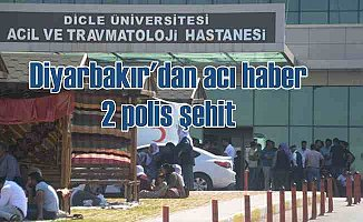 Diyarbakır Dicle'den acı haber geldi, 2 şehit var