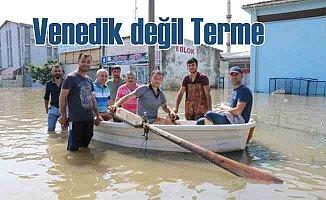 Karadeniz'de 4 aylık yağmur bir günde düştü