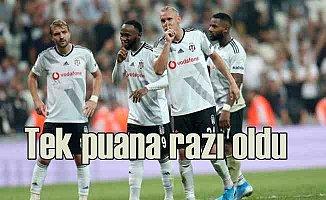 Kartal Rize'yi ağırlıyor | Beşiktaş 1, Çaykur Rize 1