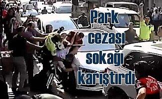 Park cezası uyarısı ortalığı karıştırdı