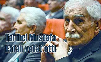 Prof. Dr. Mustafa Kafalı hayatını kaybetti