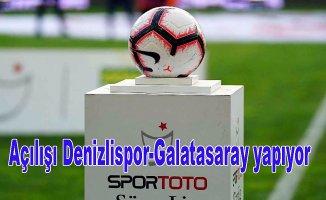 Süper Lig ilk üç hafta programı belli oldu