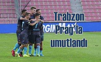 Trabzon UEFA Ele Turu ilk maçında berabere kaldı