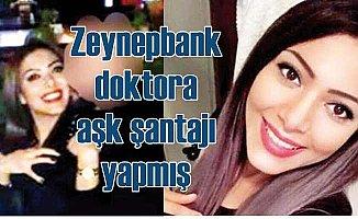 Zeynepbank'a aşk şantajı suçlaması