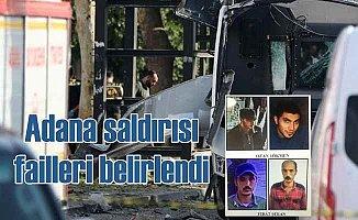 Adana bombacıları MLKP üyesi çıktı, 2 terörist aranıyor
