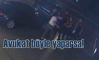 Avukat ehliyetsiz ve trafikten men edilen arçla yakalandı