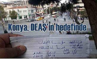 DEAŞ, Konya'da katliam peşinde