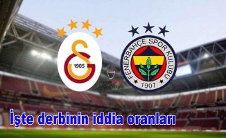 Derbinin favorisi Galatasaray