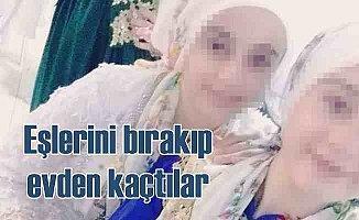 Eşlerini bırakıp kaçan iki kız kardeş Osmaniye'de bulundu