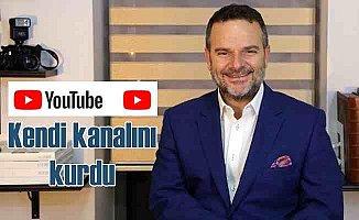 Gazeteci Kemal Öztürk de kendi kanalını açtı