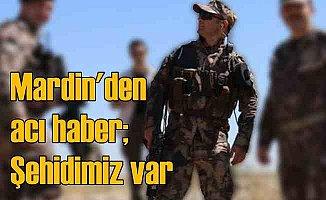 Mardin'de terörist saldırı | Özel Harekat Şube Müdürü şehit