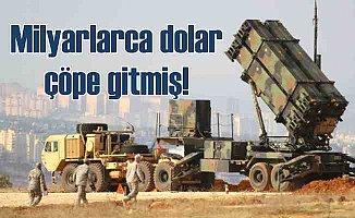 Suud Aramco'yu, Amerikan Patriot füzeleri koruyamamış
