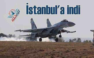 Teknofest'e Rusya'dan sürpriz konuk| SU-35 İstanbul'da