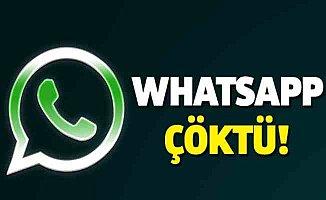Whatsapp çöktü mü? | Whatsapp haberleşmesi tamamen durdu