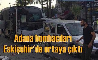 Eskişehir'de çatışma, Adana bombacıları etkisiz hale getirdiler