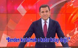 Fatih Portakal 'Kovuldu' iddialarına cevap verdi