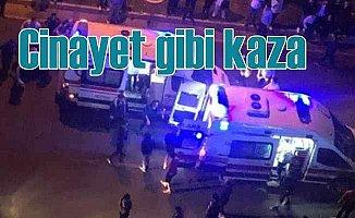 Fatma Gül Uzun ve Kader Karaca cinayet gibi kazada can verdi