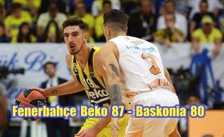Fenerbahçe Beko'da De Colo rekor kırdı