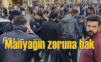 İstiklal Caddesi'nde bomba paniği