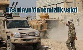 PKK'lı bebek katilleri Resulayn'dan kaçtı