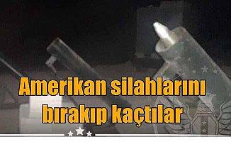 PKK'nın silah tedarikçisi ABD zorda | Amerikan silahlarını bırakıp kaçıyorlar