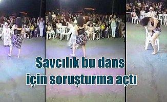Sünnet düğününde dansöz oynatılmasına soruşturma açıldı