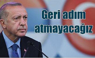 Suriye'de son durum | Erdoğan 'Geri adım atmayacağız'