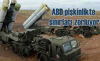 Türkiye, yeni S-400 pazarlığına oturdu, ABD oyun peşinde