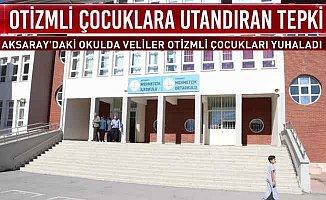 Aksaray'da Otizm utancı | Okul müdürü kaçtı, aileler konuştu