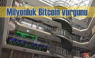 Bitcoin'le 60 milyonluk vurgun, 3 yıl para topladı kaçtı